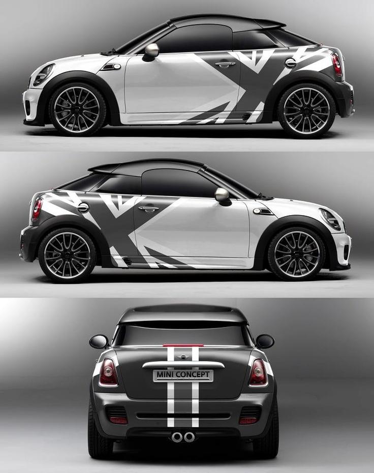 Sweet Mini Concept Car  Via Michael Green