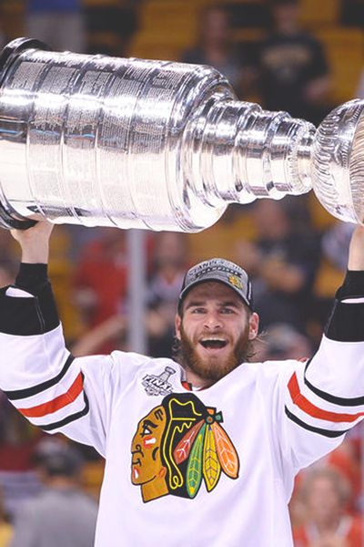 Rookie year: Wins the Stanley Cup. No big deal.