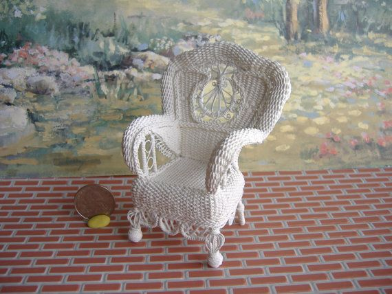 Dollhouse Miniature Victorian Ornate by DEVINEMINIATURESSHOP, $275.00