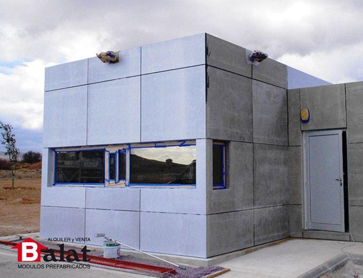 17 mejores ideas sobre casetas prefabricadas en pinterest - Casa prefabricada navarra ...