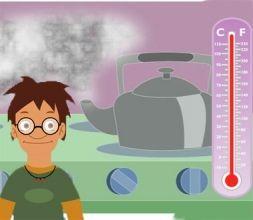 StudyJams! Heat Energy
