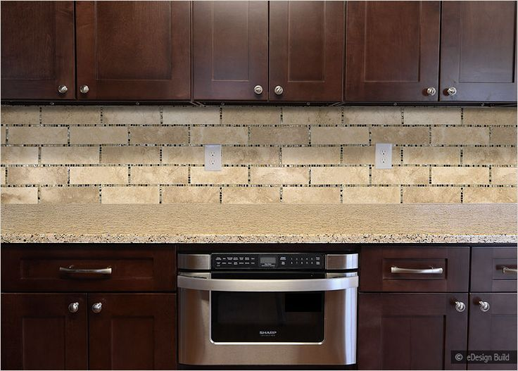 37 Best Images About Backsplash On Pinterest Countertops Cabinets And White Subway Tiles