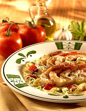 Recipe: Olive Garden Grilled Shrimp Caprese - Recipelink.com