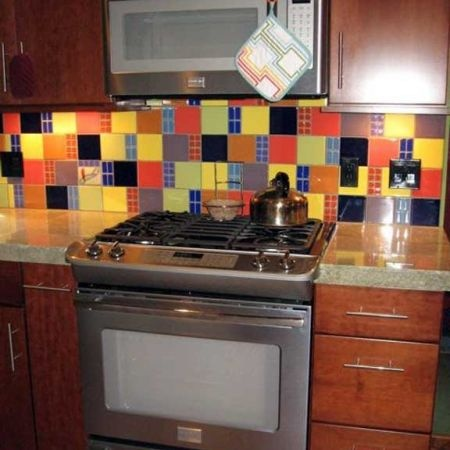 17 best images about cabin ideas on pinterest kitchen for Cabin kitchen backsplash ideas