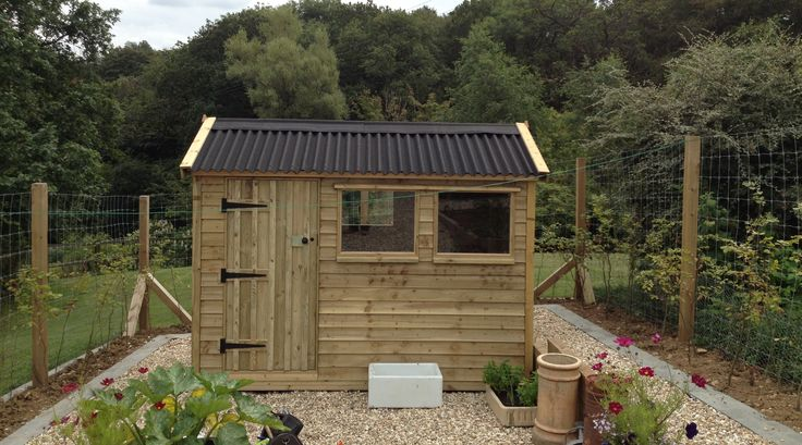 Featheredge shed - The Wooden Workshop Oakford Devon | The Wooden Workshop | Oakford, Devon