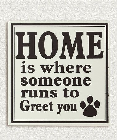 Loving this 'Greet You' Wall Sign on #zulily! #zulilyfinds