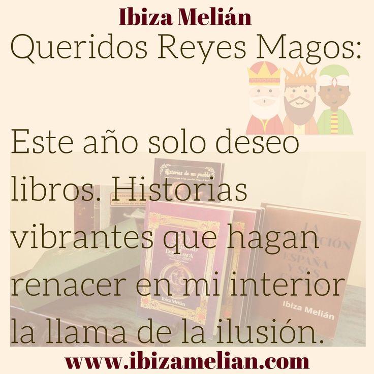Libros, el mejor regalo de ReyesIbiza Melián | Ibiza Melián