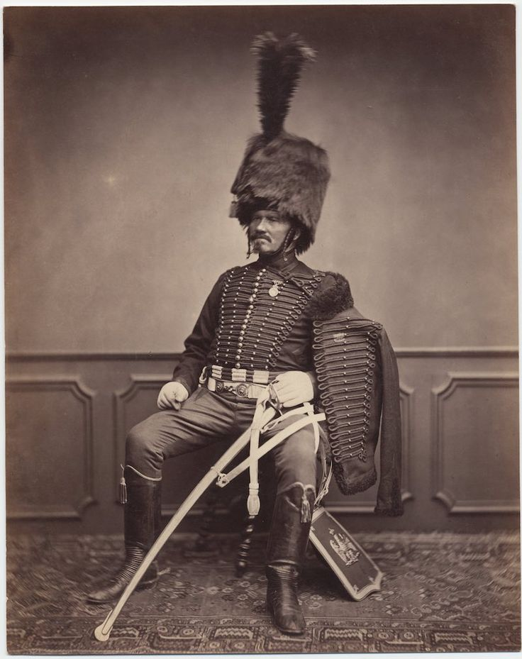 Monsieur Moret, 2nd Regiment, 1814-15  The only surviving images of veterans of the Napoleonic Wars
