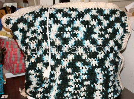Free Crochet Patterns For Kitchen Appliance Covers