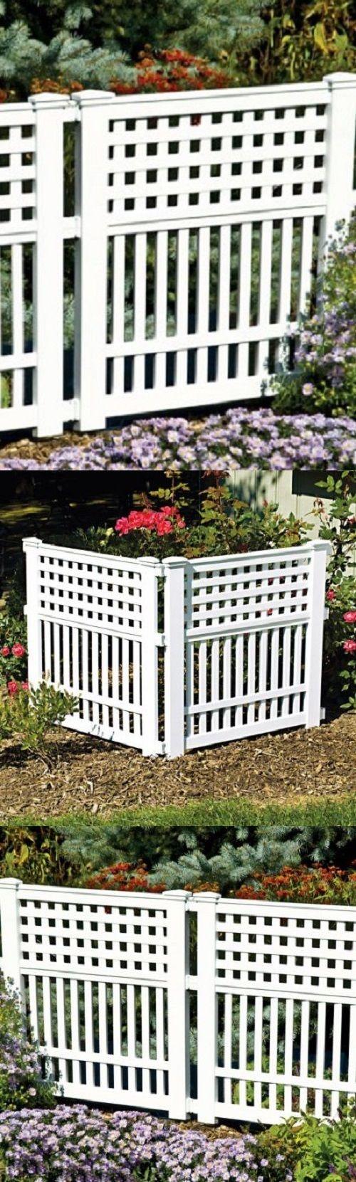 top 25+ best garden fence panels ideas on pinterest   fence paint