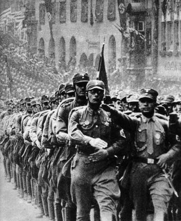 Nazi Germany - Stormtroopers Sturm Abteilung  SA