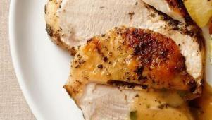 Herb-Roasted Turkey Breast Recipe : Food Network Recipe | Ina Garten | Food Network