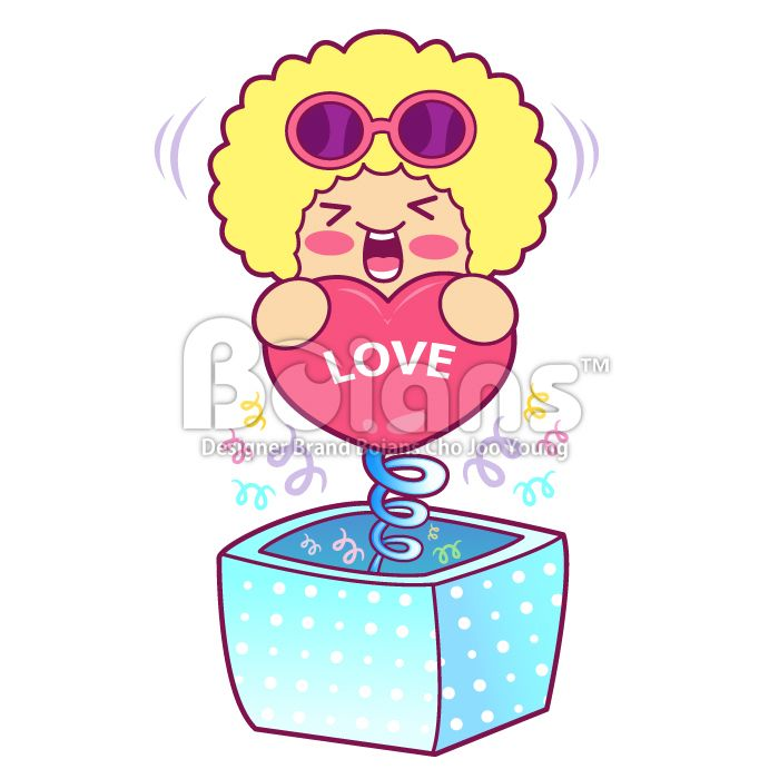 Boians Vector Sweet Girl Character is coming out of a gift box.#Boians #GiftBoxes #Gift #Box #Event #Teasing #SweetGirl #PrettyGirl #CuteGirl #LovelyGirl #GirlCharacter #VectorCharacter #CharacterDesign #VectorCharacter #LadyCharacter #Illustration #Vector #Cartoon #Mascot #Design #Girlish #Sweet #Sweetie #Pretty #Cute #Girl #adorable #charming #woman #women #female #lady #girl #womankind #cutie #maidenlike #maidenly #Pictures #images #ClipArt