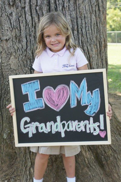 Grandparents Day is Sunday, September 13 and it's a great opportunity to honor grandparents near and far. We've rounded up some super simple gifts that you and the kids can whip up,