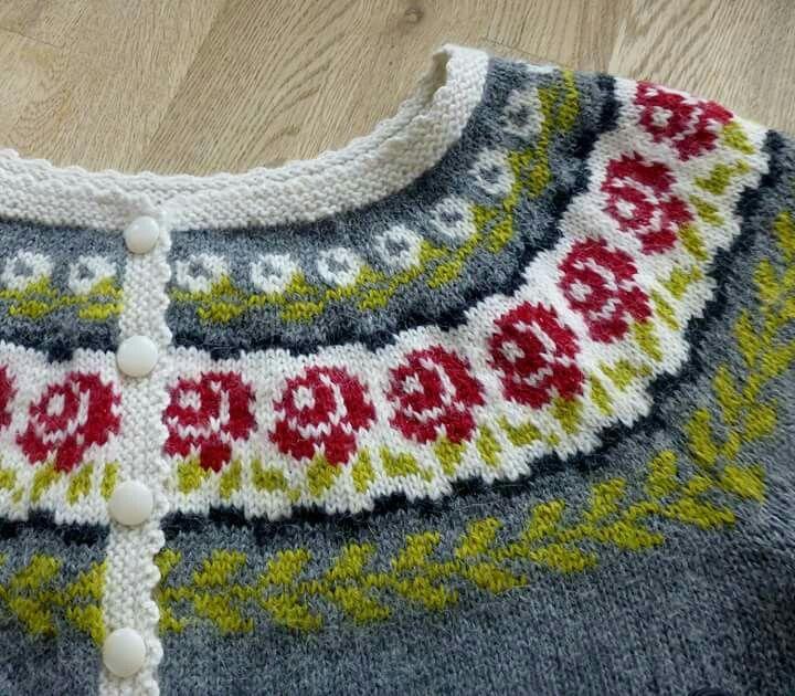 173 best knitting :: fairisle images on Pinterest   Fair isle ...