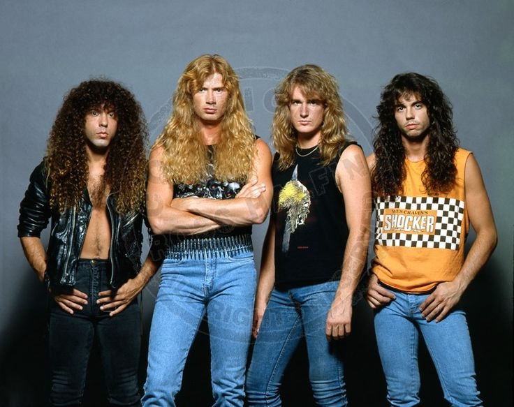 17 Best images about MEGADETH on Pinterest | Living in ...