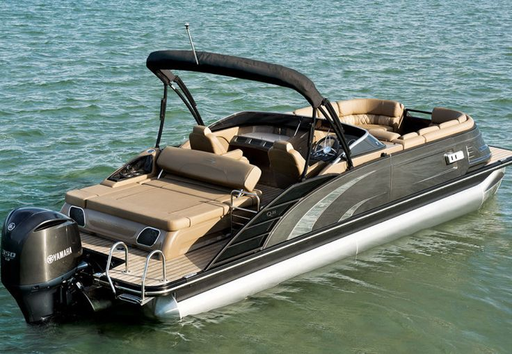 The Bennington QX Series offers the ultimate luxury pontoon boating experience. Visit our website to check it out. http://www.benningtonmarine.com/series/qx/
