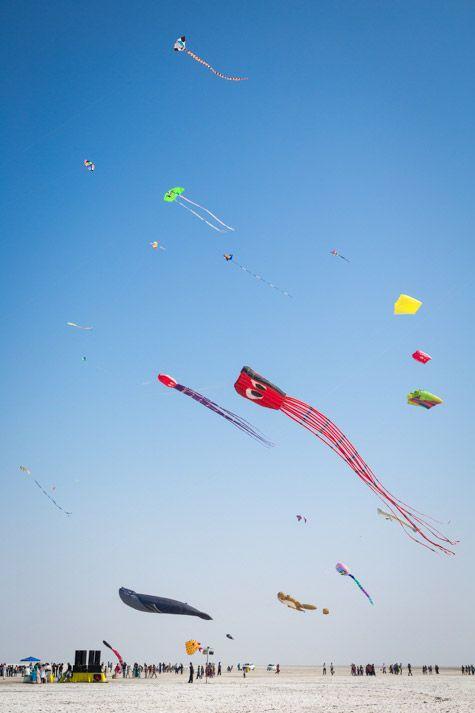 Uttarayan Kite Festival - Gujarat , India