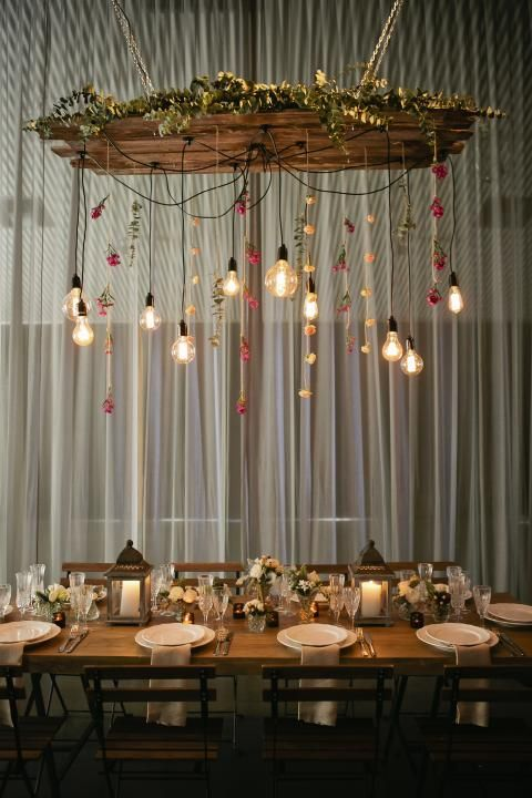 Organic Opulence / Lighting by Elyssium Lighting / Photographed by Figtree Wedding Photography