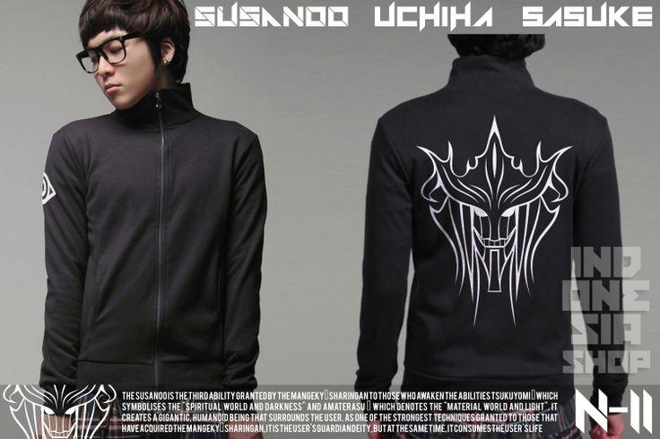 Jaket Anime: JAKET ANIME NARUTO – UCHIHA SASUKE – SUSANOO #bloush #knit #Jaket #Leather #Pria #Hodde #Korea #man #Fashion #Baru #jacket #Black #Sweater #Shirt #korean #Artis #style #hitam