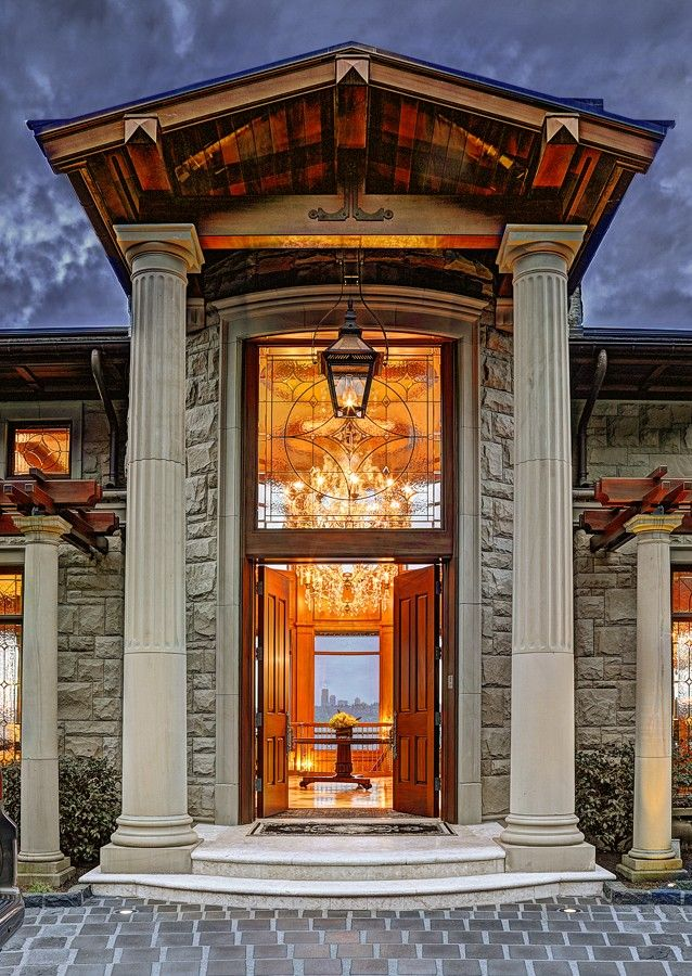 Most Expensive Home In Washington Asking $32.58 Million | HOME DECOR |  Pinterest | Grand Entrance, Luxury Houses And Luxury