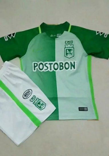 30 best cheap atletico nacional soccer jerseys images on for Green home kits affordable