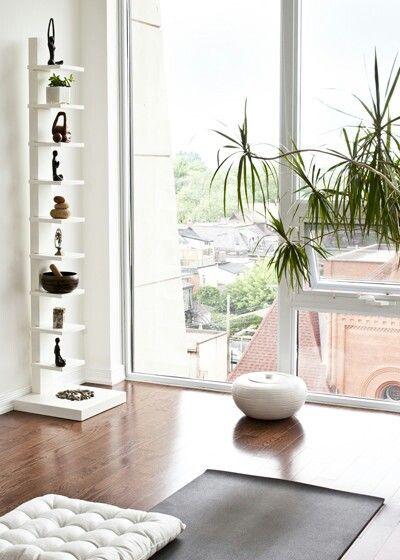 Yoga meditation room ideas meditation room ideas for Yoga room design ideas
