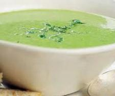 Broccoli and Cauliflower soup in thermomix (minus/substitute butter/flour)