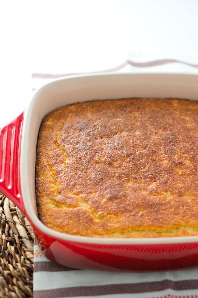 Cornbread (gluten free, grain free) no corn (almond and coconut flour)