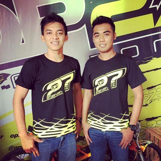 T-shirt OP27 Factory Racing TOP27-021 Black  087845622777 (WA, SMS, & Telp) / D17560D1 (BBM) / op27factory (LINE)