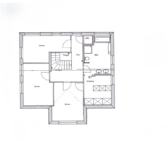 netter grundriss schlafzimmer ankleide badezimmer. Black Bedroom Furniture Sets. Home Design Ideas