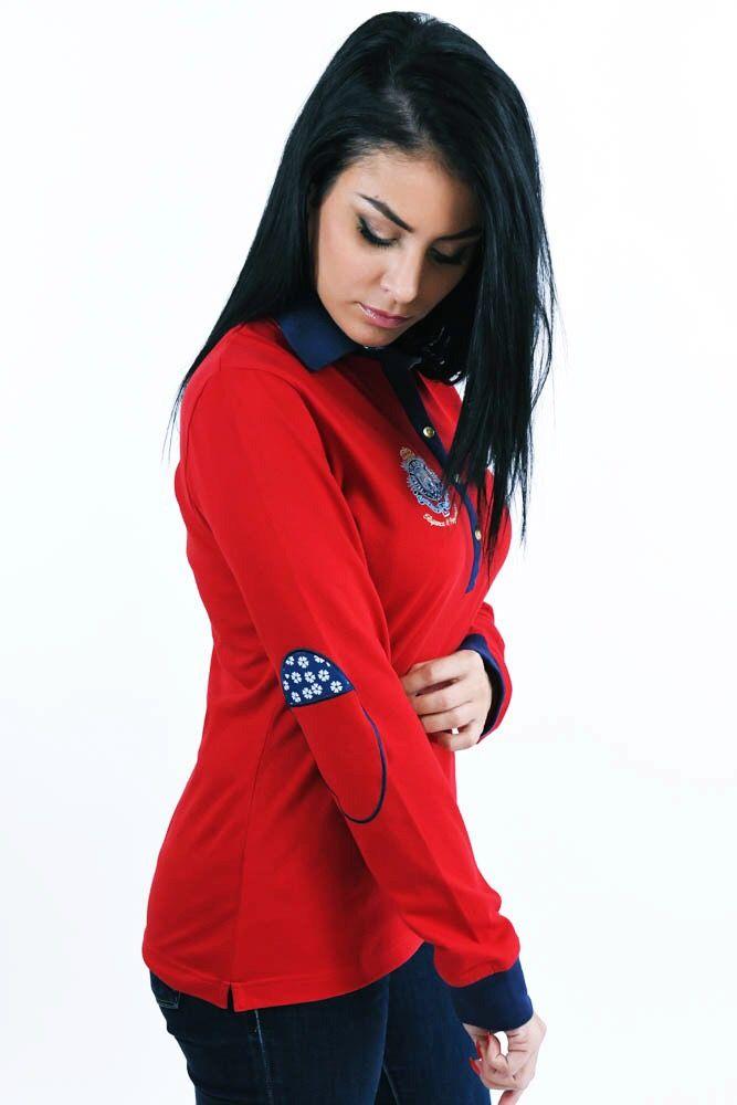 Avec Mode Femme AristowIci Ce Marque Sportswear La Chic Polo PXZkiu