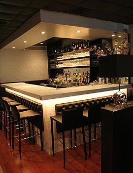 Small restaurant design photos the dakota restaurant at for Small bar area ideas
