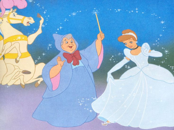 Cinderella amp Fairy Godmother