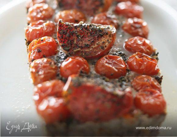 Мясная запеканка из Нью-Йорка от Юлии Высоцкой. Для приготовления запеканки используйте мясо индейки и телятину. Помидор возьмите один большой и сочный и натрите на терке, чтобы добавить в фарш. Верхний слой запеканки выложите томатами черри. Ароматное блюдо к обеду порадует вас и ваших близких. #готовимдома #едимдома #кулинария #домашняяеда #запеканка #мясная #американская #юлиявысоцкая #аппетитно #вкусно #черри #помидоры