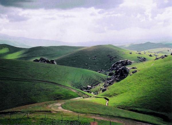 Tehachapi Mountains...California...Must go!
