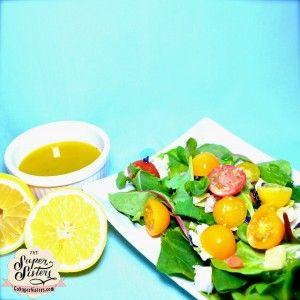 recipe: best lemon vinaigrette dressing [32]