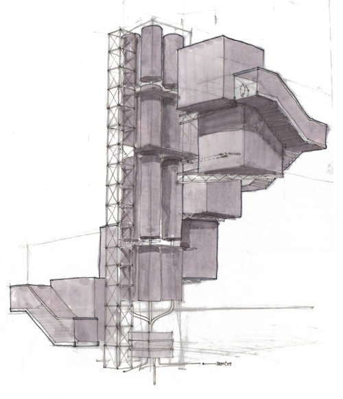 24 best archi anderson wise images on pinterest for Architecture industrielle