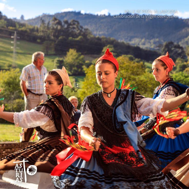 Valle de Peón. Villaviciosa. #Camino #Santiago #Asturias