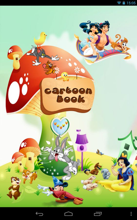 #CartoonBook - An #androidapp for Kids on Google Play http://johnwilliamsonn.bloggy.se/cartoon-book-an-androidapp-for/