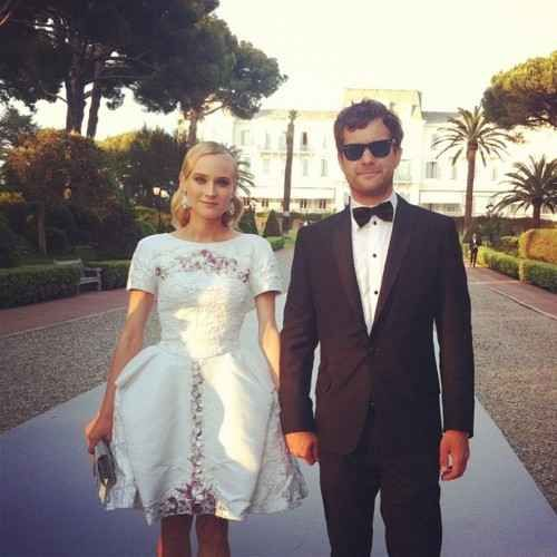 Really, really good. | Joshua Jackson And Diane Kruger Are The Cutest Couple In Hollywood And That's A Fact