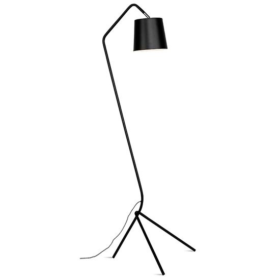 It`s About RoMi Stehlampe Barcelona black