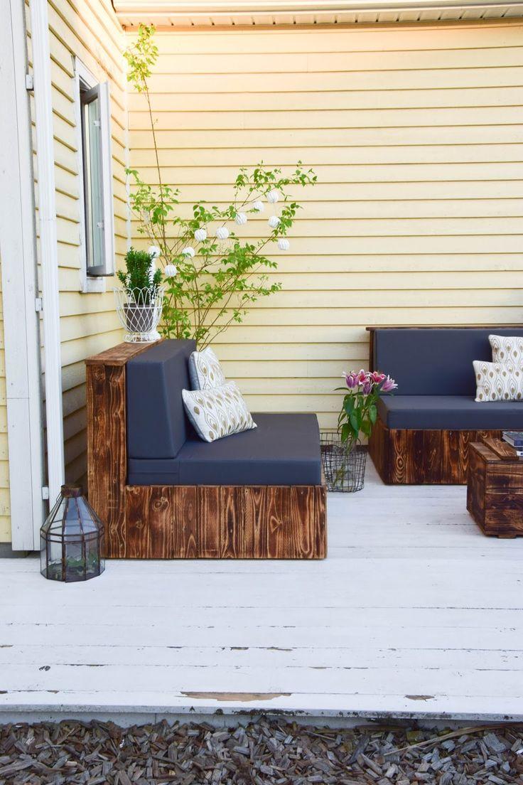 82 besten terrasse ideen deko gestaltung bilder auf. Black Bedroom Furniture Sets. Home Design Ideas