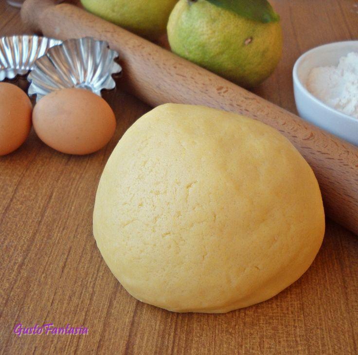 Pasta frolla morbida per biscotti