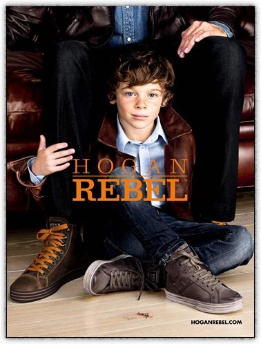 HOGAN REBEL Junior's Fall - Winter 2012/13 Campaign