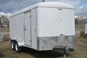 Enclosed Trailer rentals of all sizes