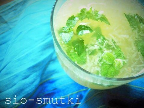 Sio-smutki: Lemoniada imbirowa