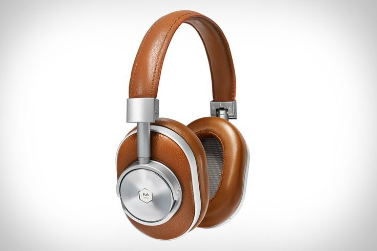 The next step in the evolution of Master & Dynamic is wireless, and arrives right now in the form of these beautiful MW60 Wireless Over Ear Headphones. The MW60 takes the signature design, sound quality, and build that Master &...