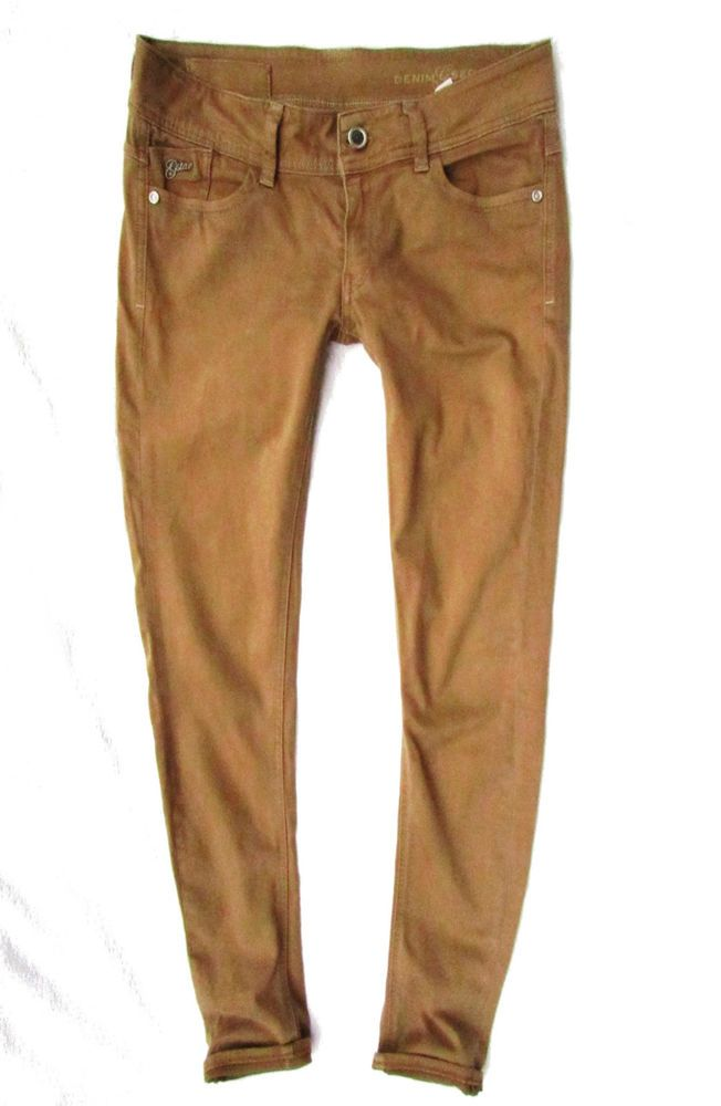 ladies  jeans G-Star  model Fendler  skinny  SIZE   W28 L32 #GStar #SlimSkinny