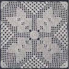 Resultado de imagem para vintage crochet bedspread